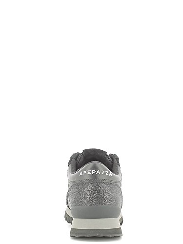 Basket, couleur Noir , marque APEPAZZA, modÚle Basket APEPAZZA MULTICIRCLE DEBBIE Noir Noir