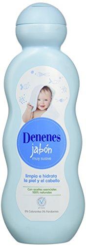 Denenes - Muy Suave - Jabón para bebe, 650 ml