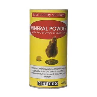 Net Tex Mineral Powder, 450 g 6