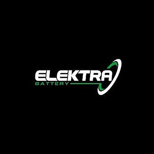 Batteria sigillata Elektra YTX7L-BS 12 V 6 Ah 80 CCA acido incluso