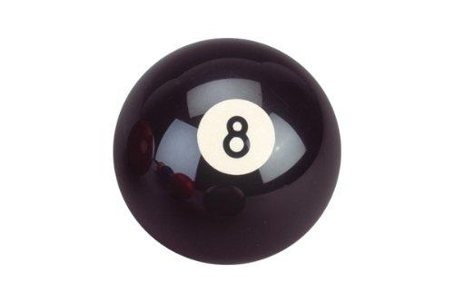 "Billard Kugel ""Nr.8"", schwarz,57,2mm"