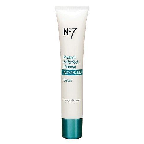 Perfect Intense Beauty Serum (Boots No7 Protect & Perfect Intense Advanced Serum Tube 1 Fl Oz (30 Ml) by Boots)