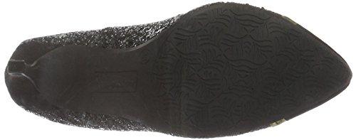 XTI - 30254, Scarpe col tacco Donna Nero (nero)