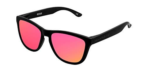 HAWKERS · ONE · Carbon Black · Nebula · Herren und Damen Sonnenbrillen