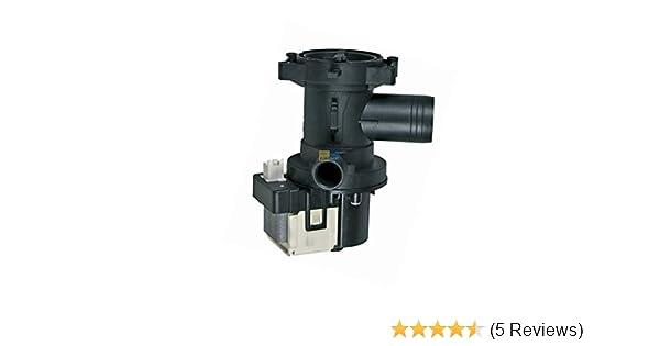 Ablaufpumpe Laugenpumpe wie Bauknecht 480111100786 Waschmaschine Plaset M00341 W