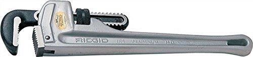 Einhand-Rohrzange 814 Arbeitsbereich bis 60mm L.350mm aus Aluminium RIDGID