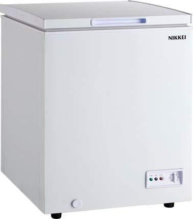 SanGiorgio SP20SW Libera installazione A pozzo 205L A Bianco congelatore