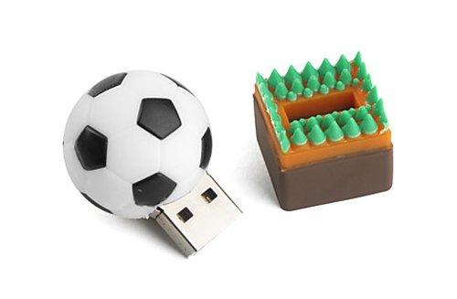 en Drive 8 GB - Memory Stick Daten Aufbewahrung - Speicherstick - Weiß Schwarz und Grün ()