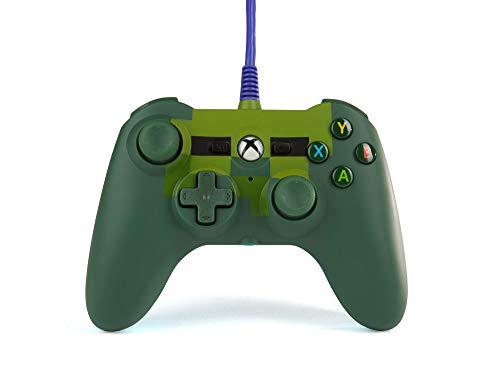 Kabelgebundener PowerA-Mini-Controller für Xbox One - Minecraft Zombie [ ]