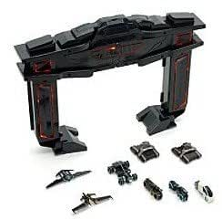 Tron - Legacy Recogniser Carry Case with 8 Vehicles and Sound