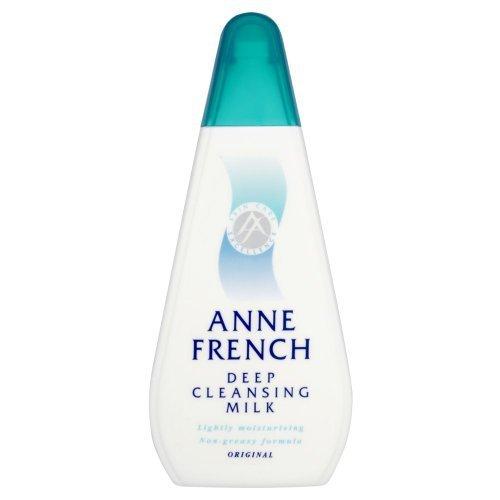 Anne French Deep Cleansing Milk Original 200ml by Church & Dwight (English Manual)