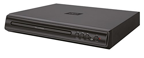 Salora DVD229M Reproductor de DVD Negro reproductor de CD/Blu-Ray - Reproductores de CD/Blu-Ray (NTSC,PAL, 80 dB, 75 Ω, 85 dB, 85 dB, MPEG4,XVID)