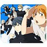 Haikyuu. Deportes Anime Customized Rectangle Mousepad