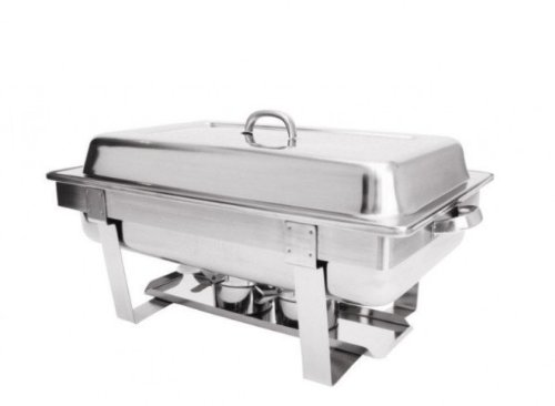 Stackable Chafing Set with 2 Compartments
