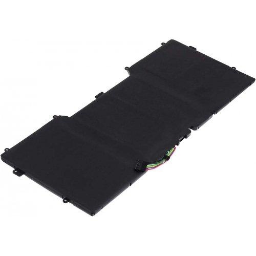Akku für Dell XPS 12 Ultrabook, 7,4V, Li-Polymer