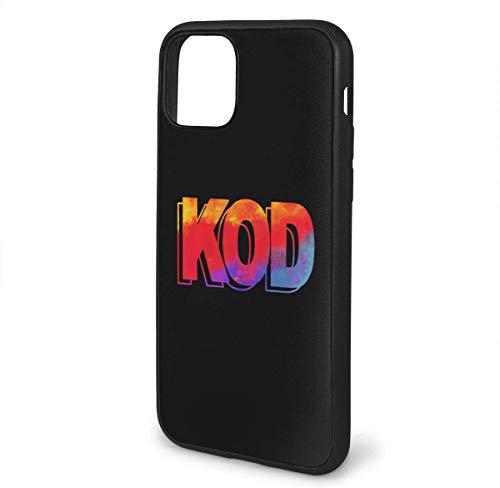 bvncfghjdfgj Jermaine KOD Cole iPhone 11/11 Pro / 11 Pro Max Phone Case for 2019 iPhone Soft TPU Case Protection Shockproof iPhone Case Premium Quality Case iPhone 11 Pro