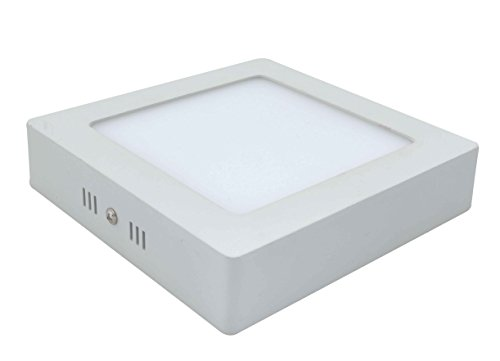 Plafoniera A Led Quadrata : Plafoniera led quadrato w superficie illuminazione a soffitto