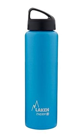 Laken Thermos en acier inoxydable Large ouverture, bleu clair