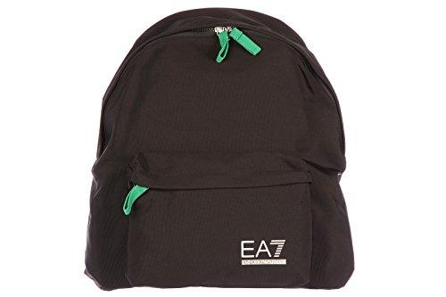 Emporio Armani EA7 zaino borsa uomo nylon originale evolution logo nero
