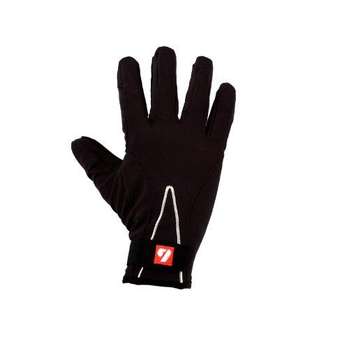 Barnett NBG-01 - Guantes de esquí de fondo negro negro Talla:XS, S, M, L, XL, 2XL