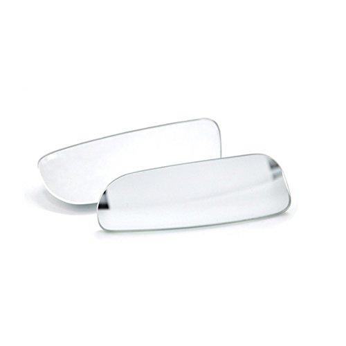 Blind Spot Spiegel–kalinu 2Packungen Aufklebbares Rückspiegel für Universal Car SUV LKW Motorrad Van Rechteck (Spot Powersport)