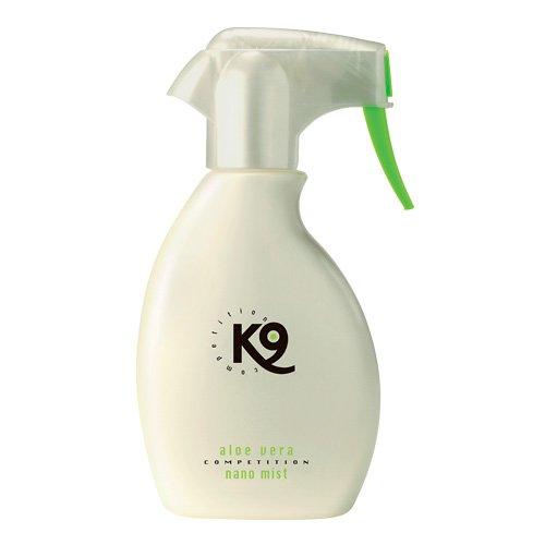 K9 Competition Aloe Vera Nano Mist 250 ml (Cat Conditioner Dog)