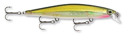 Rapala Shadow Rap 11 Olive Green Lure by Rapala / Normark