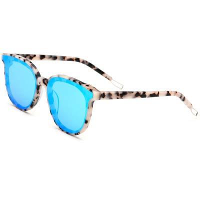 Linshenyoulu Platte Cat Eye Sonnenbrillen weiblichen koreanischen Trend Sonnenbrillen Star Sonnenbrille