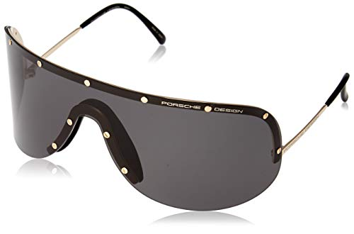 Porsche design occhiali da sole p8479 pale gold/grey blue uomo