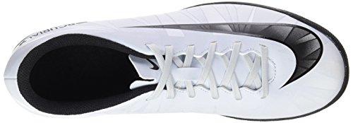 big sale 7d895 37a6f ... Nike Mercurialx Vortex III Cr7 Tf, Scarpe da Calcio Uomo, Nero Bianco  ...