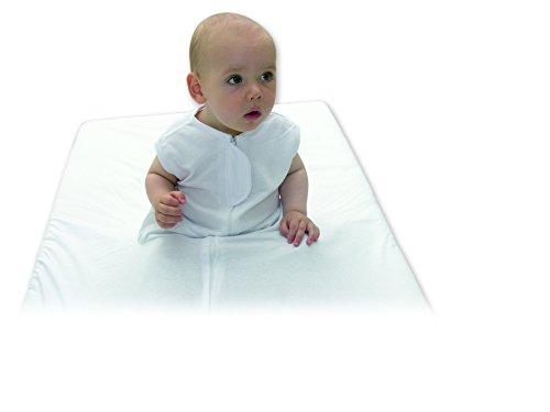 Sábana de seguridad para bebés, sábana para cuna, 100% algodón