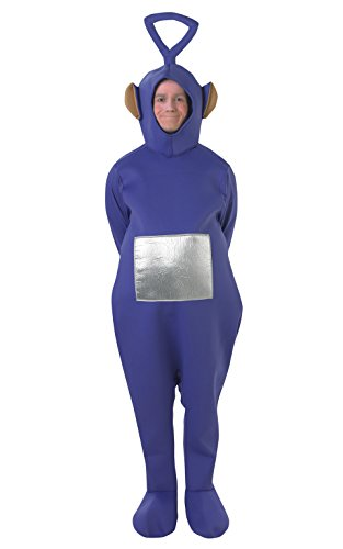 Rubie 's Offizielles Tinky Winky Teletubbies, Erwachsene Kostüm–Standard (Winky Tinky Teletubbies Erwachsene Kostüme)