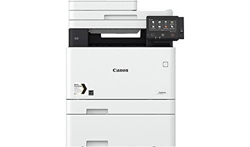 Preisvergleich Produktbild 1474C034 - I-SENSYS MF734CDW i-SENSYS MF734Cdw - Print/Copy/Scan/Fax, 27ppm (A4) 1200x1200dpi, USB 2.0, Wireless 802.11b/g/n, 2x800MHz, 1GB, 12.cm LCD, 26.5kg