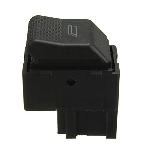 Fahrerseite Fenster Switch Master Taste Tür vorne links Control Panel Ersatz für Polo 6X0959855B -