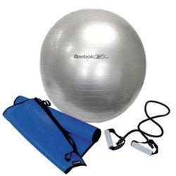 Reebok - Mind & Body Set - Yoga Mat / Gym Ball / Resistance Bands