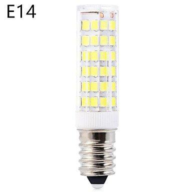 WELSUN 7W LED Ampoule E14 / G9 T 75 SMD 2835 400-450 lm Blanc Chaud / Blanc Froid Remplacer les ampoules à incandescence 40W Décorative AC 200-240 V 1 pièce ( Connector : E14 , Light Source Color : Cool White )