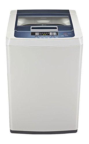 Lg T7248tddll Fully-automatic Top-loading Washing Machine (6.2 Kg, Cool Grey)