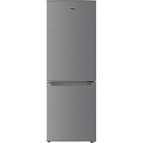 Fridgemaster MC50165S 144x50cm 112L Freestanding Fridge Freezer - Silver