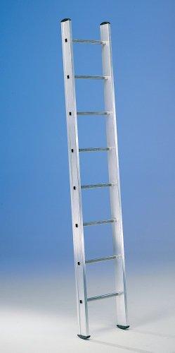 Svelt - Escalera 1 Tramo Aluminio 12 Peldaños 3,5Mt E112 Unidad