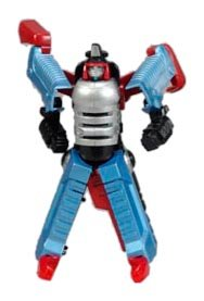 Simba 103575072-Planet Fighter, Transformer, Pistola, Robot, 17x 19x 5cm