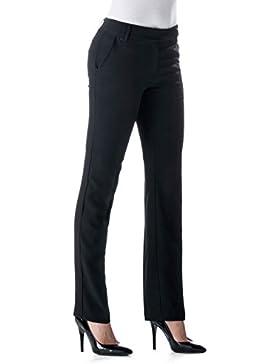 Pantalone Da Donna Nero Modell