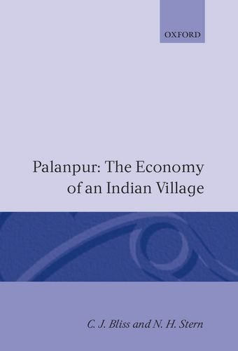 palanpur-the-economy-of-an-indian-village