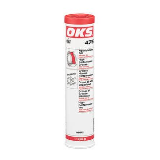 Technische Leben (OKS-Fette Gebinde:400 ml (Kartusche) Beschreibung:OKS 475, Hochleistungsfett für die Lebens.)