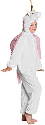 Fancy Me Kinder Unisex Jungen Mädchen Einhorn Mythisch Tier Schlafanzüge Einteiler Hausanzug Kostüm Outfit - 4-6 Years (116cm) (Mythische Tier Kostüm)