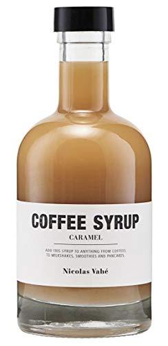 Sirup Kaffeesirup Karamell 250 ml von Nicolas Vahe