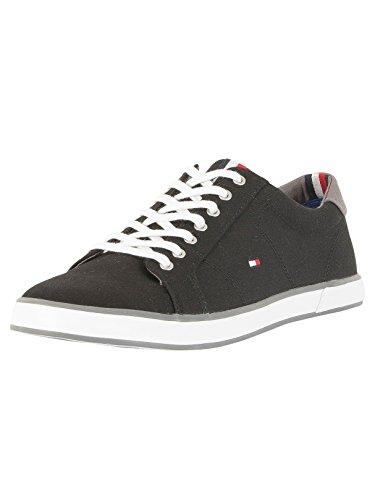 Tommy Hilfiger Herren Sneaker -11 FM0FM00596-990 schwarz 419927