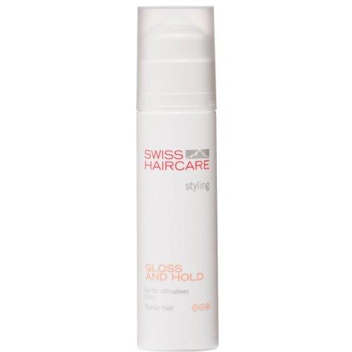 Swiss Haircare Gloss & Hold Haargel, 100 ml -