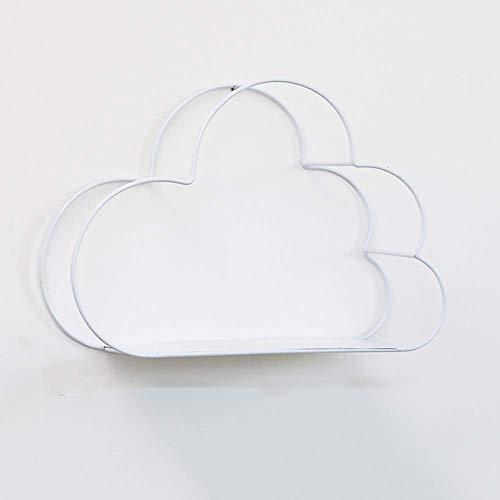 Wandregal Cloud Weiß