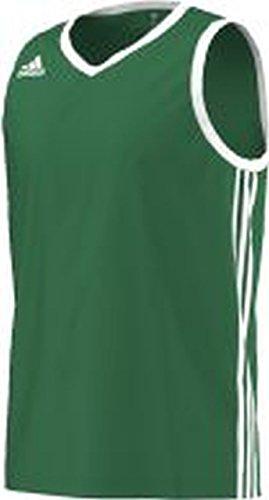 adidas, Maglietta Uomo Commander Jersey Verde