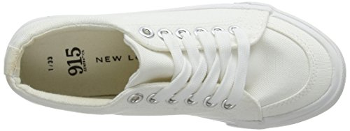 New Look Mädchen Mayes Sneaker White (White)